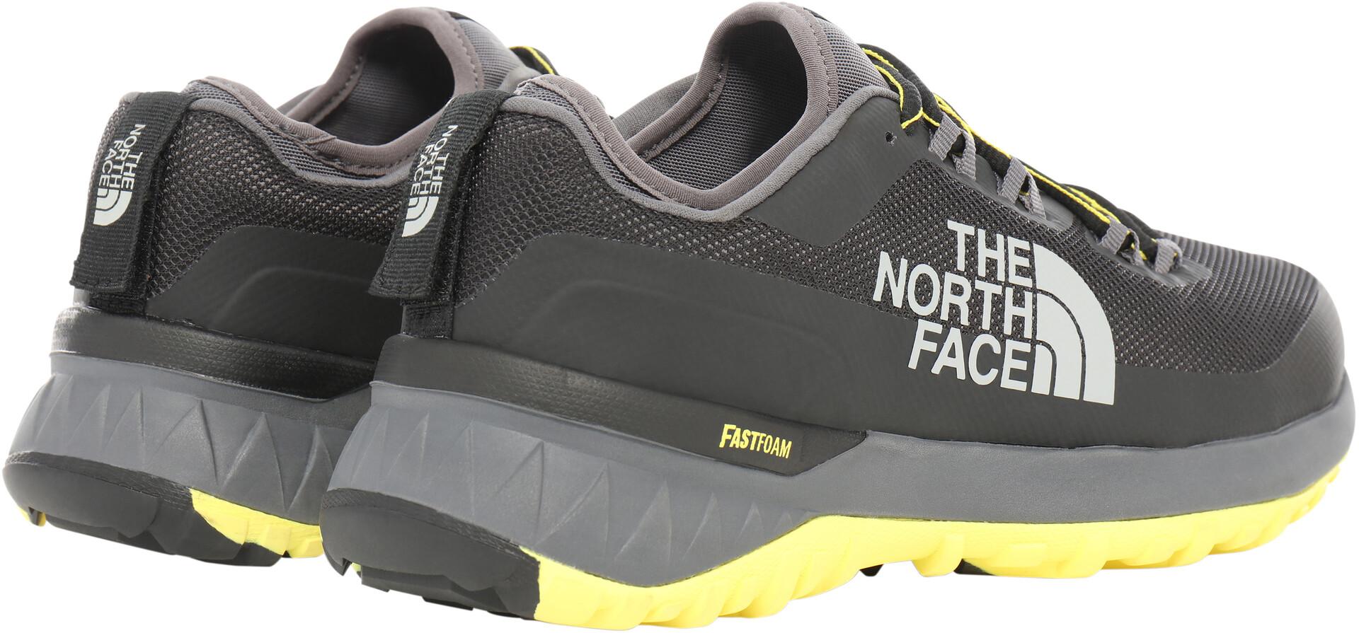 The North Face Ultra Traction Sko Herrer, tnf blackzinc grey